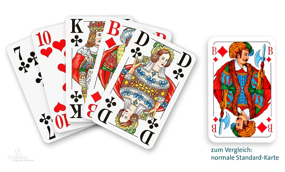 Kartenspiele 32 Karten
