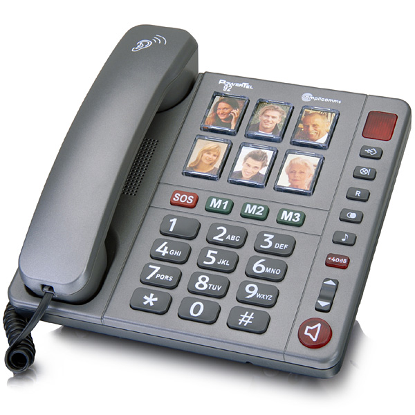 seniorentelefone notrufsender schnurgebundene telefone telefone mit. Black Bedroom Furniture Sets. Home Design Ideas