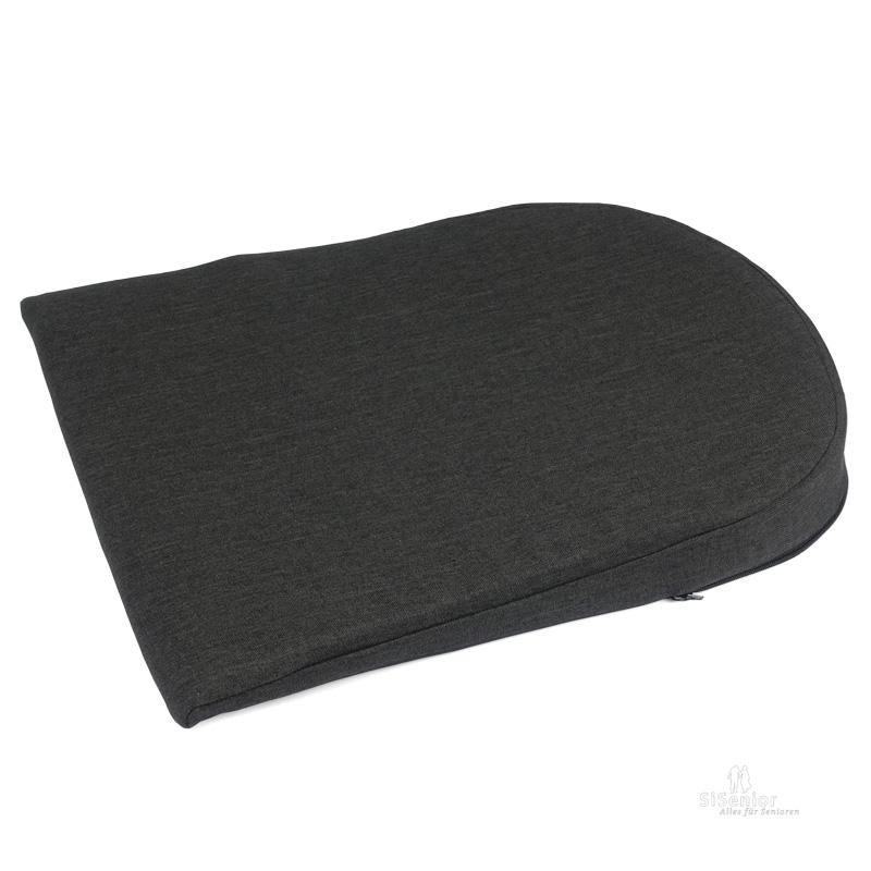 keilkissen f r autositze anti rutsch mit rundung pkw einsteigehilfen und. Black Bedroom Furniture Sets. Home Design Ideas